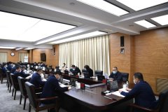 黑龙江省生态环境厅专题研究省级生态环境保护督察工作