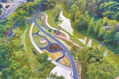 刷屏蓝 网红道 乐享山水花城 广州推动生态文明建设实