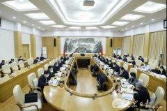 山东省委海洋发展委员会召开会议 推动