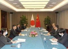 生态环境部部长黄润秋会见日本驻华大使