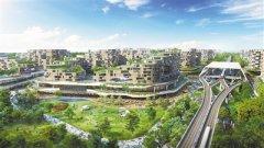 """新加坡:""""森林小镇""""变身生态智能之城"""