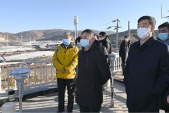 生态环境部部长黄润秋赴北京市延庆区、河北省张家口市