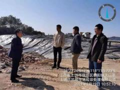 上饶市生态环境保护综合执法支队开展垃圾填埋场专项执