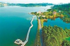 """广州河湖""""长制久清"""""""