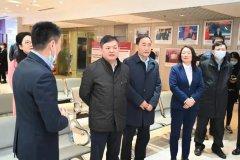 生态环境部部长黄润秋赴湖北省、上海