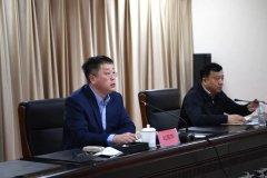 黑龙江省生态环境厅召开会议落实全域全时段全面禁烧秸