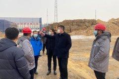 黑龙江省生态环境厅赴哈尔滨市检查调