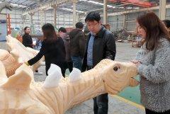 四川省生态环境厅到自贡市开展大气污