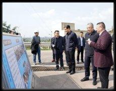 重庆市生态环境局赴江津区调研生态环