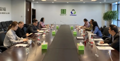 雅居乐环保集团赴中国天楹股份有限公司对标交流