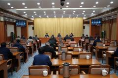 浙江省政府召开全省危险废物治理专项