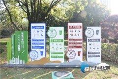垃圾分类宣传出新意 长沙城管建设多个主题公园