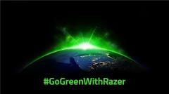 RAZER致力创造一个更环保、更可持续的