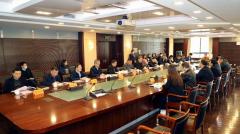 江苏省财政厅到省生态环境厅开展专题调研