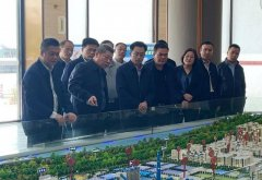 国家生态环境部调研组赴潮南循环经济产业园调研