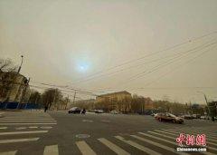 生态环境部:强沙尘对我国环境空气质量带来严重影响
