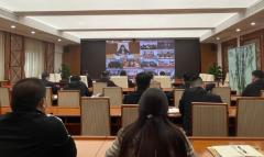 河北省生态环境厅召开全省禁止秸秆垃