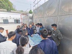 贵州省生态环境厅赴乌江上游三岔河凹河段检