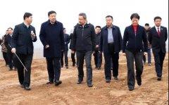 山西省检察院领导在和顺县调研指导生