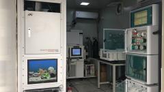 衢州市首座环境空气颗粒物组分自动监测站建