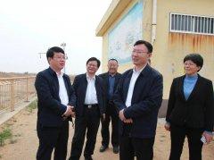 泰安市领导到宁阳县调研南四湖流域水生态环境保护工作