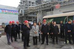 内蒙古自治区生态环境厅领导到包头市调研生