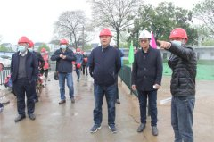 浙江省生态环境厅赴衢州调研大气污染