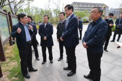中央第五生态环境保护督察调研组调研