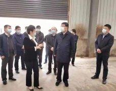 安徽省副省长督导亳州市突出生态环境