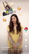 人气明星宋妍霏入驻得物,在线分享色