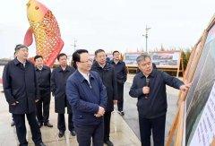 吉林省委书记到松原市就生态环境保护等工作进行调研