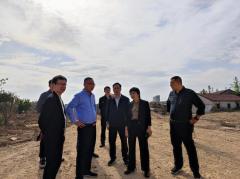 金华市生态环境局局长带队赴婺城区调