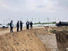 泰安市生态环境局现场督导新泰柴汶河