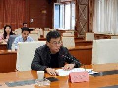 河北省生态环境厅召开全省农村黑臭水