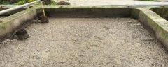 曝光典型案例②:自贡市乡镇生活污水
