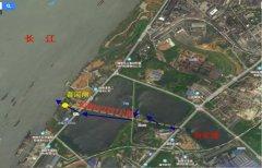 安徽省铜陵市郊区工作敷衍应付 荷花塘超标污水排入长