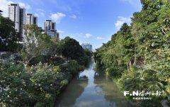 """福州城区内河水质启动新一轮提升 """"民"""