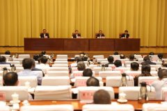 山东省第一生态环境保护督察组督察济南市动员会召开