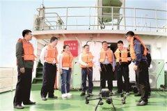 上海压实职能部门主体责任 确保长江十