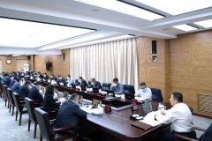 黑龙江省生态环境厅召开厅党组会议 审
