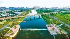 西安不断加强水环境治理 严厉查处各类
