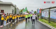 湖北应城:走进中信环境 探寻乡镇污水