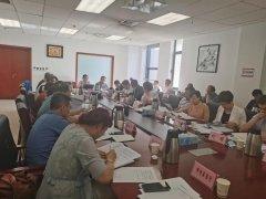 宁夏生态环境厅组织专家审查全区两个
