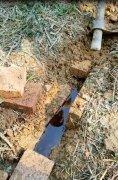 黔南州罗甸县生活垃圾填埋场管理混乱