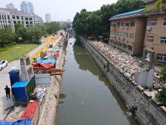 徐州市奎河上段清淤进度90%!挖出近3