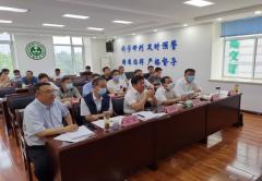 河北省生态环境厅党组书记李晋宇到秦