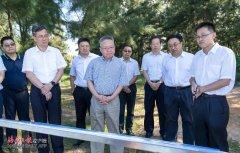 海南省领导在海口调研推进中央生态环境保护督察及国家