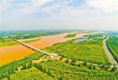 描绘绿色发展新画卷――宁夏黄河流域生态保