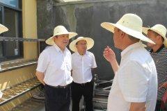浙江省生态环境厅赴衢州市调研生态环境保护重点工作