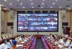 广西加强秸秆禁烧工作视频会议在南宁召开